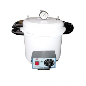 AUTOCLAVE TOP LOADING WITH TIMER CUT OFF [APEX]
