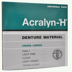 ACRALYN H UNIVERSAL PACK