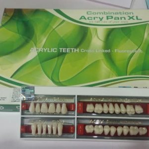 TEETH SET - ACRY PAN
