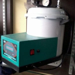 AUTOCLAVE TOP LOADING - DIGITAL