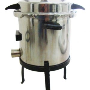 AUTOCLAVE TOP LOADING WITHOUT TIMER 25 LITER