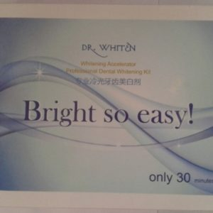 DR. WHITEN KIT - BLEACHING CREAM [DD+]