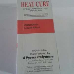HEAT CURE - LIQUID [PYRAX]