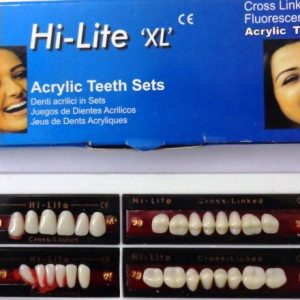 TEETH SET - HI LITE