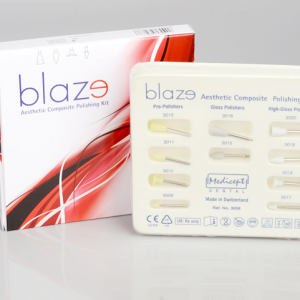 BLAZE [ANESTHETIC COMPOSTIE POLISHING KIT]
