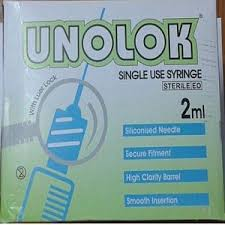UNOLOK 2 ml