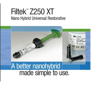 FILTEK Z250 XT MY KIT