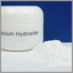 CALCIUM HYDROXIDE POWDERS