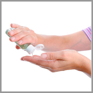 HAND DISINFECTIONS