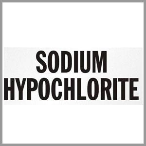 SODIUM HYPO 3% & 5%