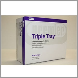 TRIPLE TRAYS / FLUORIDE TRAYS / FOAM TRAYS